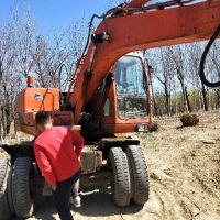 转让斗山2008年150轮式挖掘机