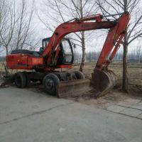 转让其他2012年恒特110轮式挖掘机