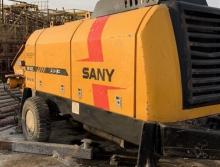 出售10年出厂三一6014柴油拖泵