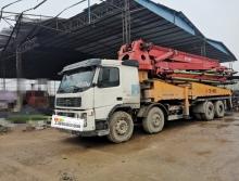 出售05年出厂三一沃尔沃45米泵车