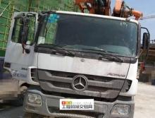 精品终端直售13年出厂中联奔驰49米泵车