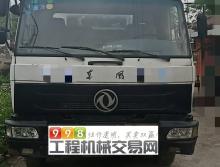 出售09年12月出廠中聯東風9014車載泵