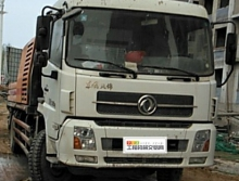精品出售2014年出厂三一东风9016车载泵
