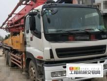終端出售2010年10月出廠三一五十鈴37米泵車