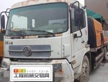 出售12年出厂三一东风9018车载泵