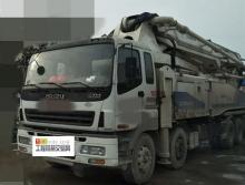 车主出售11年6月出厂中联五十铃52米泵车