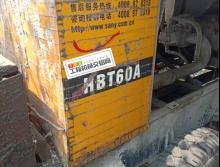 出售11年三一HBT60A拖泵