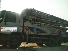 精品出售10年差一天中联奔驰43米泵车