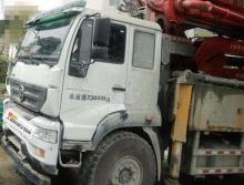 出售18年斯太尔科尼乐37米泵车