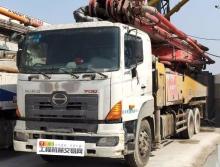 出售2012年出厂三一日野46米大E系列泵车
