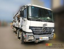 出售07年出廠中聯奔馳47米泵車