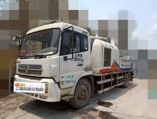 出售12年中联东风9014车载泵