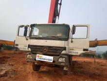 精品出售09年出厂三一奔驰46米泵车