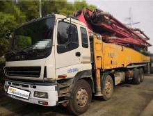 精品转让2012年4月份出厂三一五十铃52米泵车