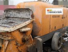 出售14年佳尔华8016160柴油拖泵