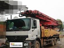 出售09年出廠三一奔馳46米泵車