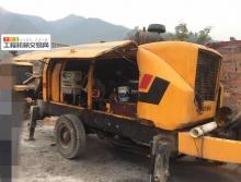 处理中联11年6016.174和12年9018.195柴油拖泵(2台打包处理)