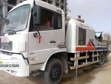 出售裸车2012年中联10018车载泵(原车原漆)已核实