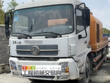 出售14年中联东风10018车载泵( 国四)
