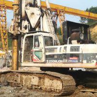 转让中联重科2011年220A旋挖钻机