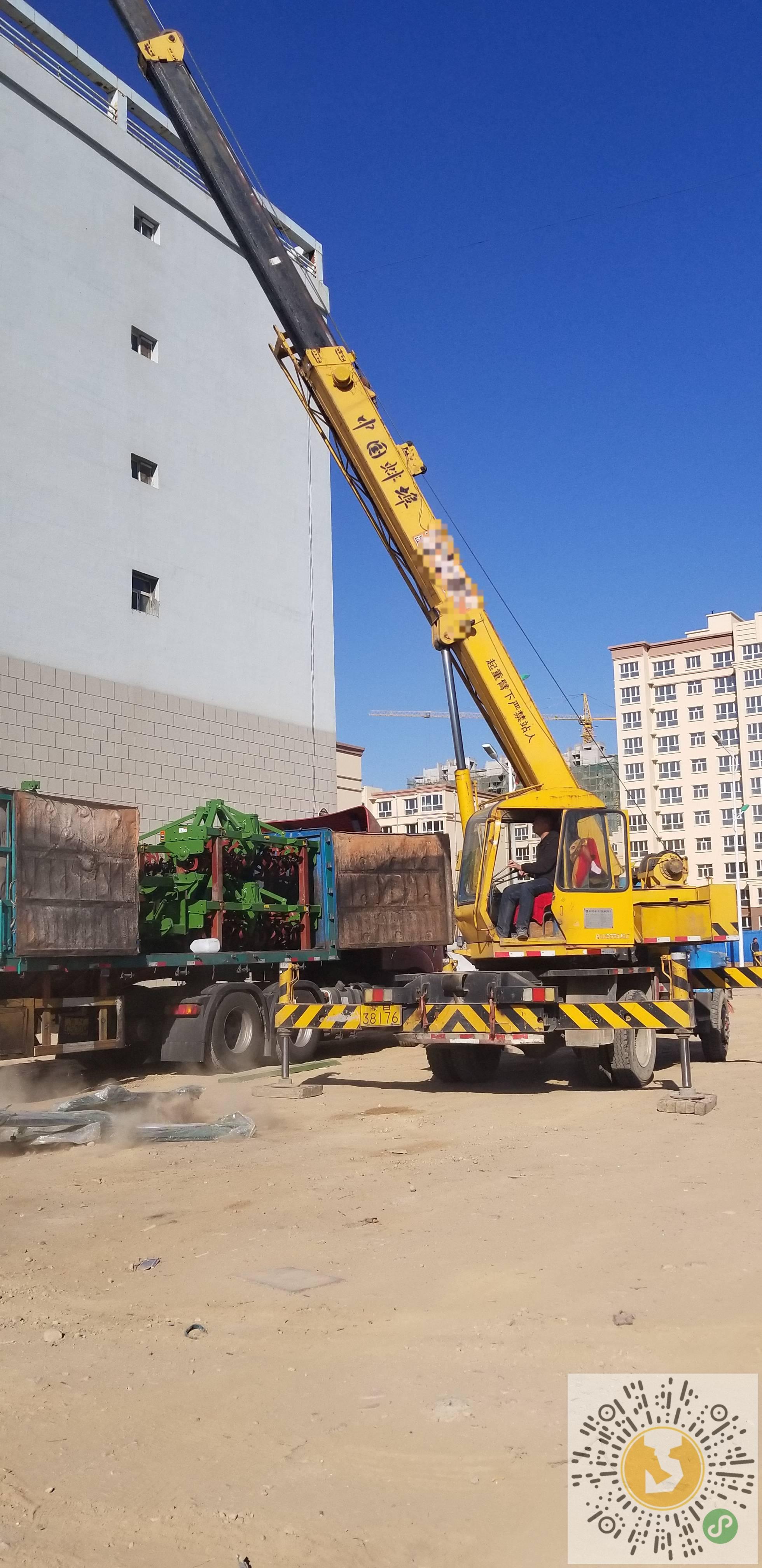 转让蚌埠2008年8吨吊车