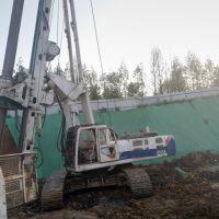 转让中联重科2009年220旋挖钻机