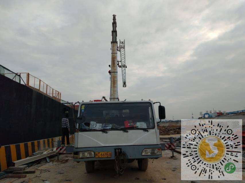 转让中联重科2010年25V吊车