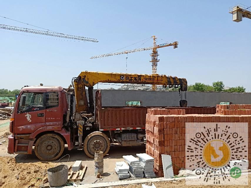 转让徐工2009年10吨随车吊
