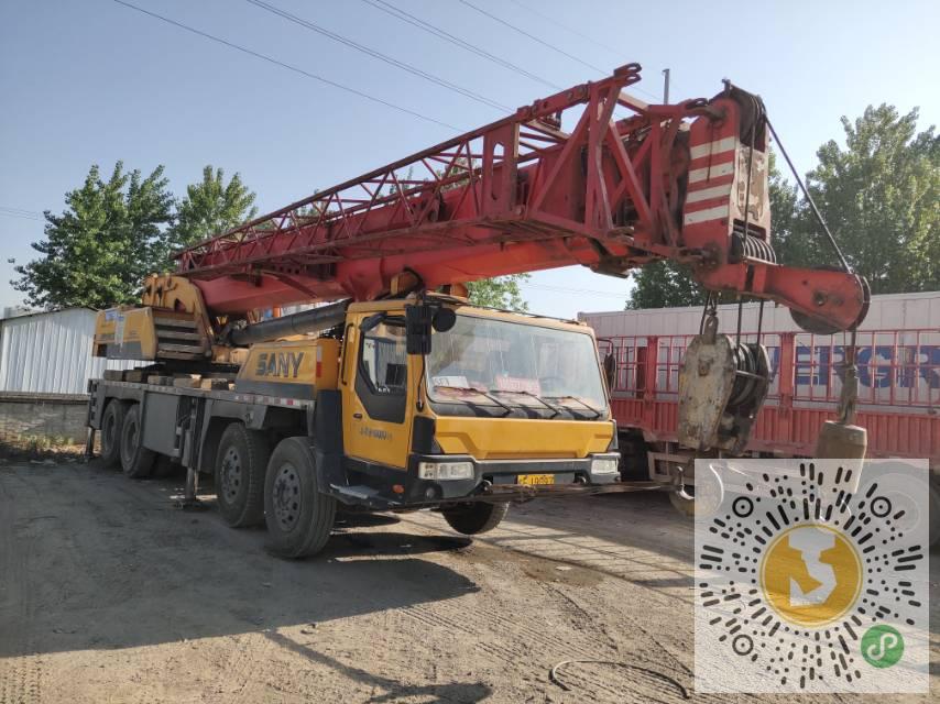 转让三一重工2011年750吊车
