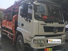 一手直售16年東風科尼樂30米泵車