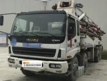 出售04年三一五十鈴42米泵車