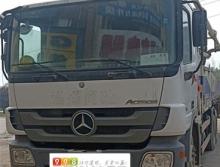 精品出售11年出厂中联奔驰47米泵车