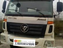 转让2013年福田大12方搅拌车