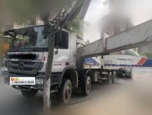 精品出售2012差一個月中聯奔馳56米泵車