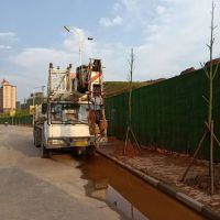 转让中联重科2010年20吨吊车