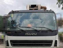 出售2010年中联五十铃46米泵车(车况无敌)