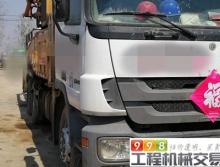 出售10年出厂徐工奔驰叉腿41米泵车