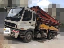 出售07年出厂三一五十铃37米泵车