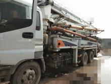 裸车直售04年中联五十铃37米泵车(一口价)