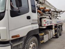 車主一手轉讓2009年6月出廠中聯五十鈴37米泵車(零故障)
