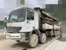 出售07年中联奔驰44米泵车
