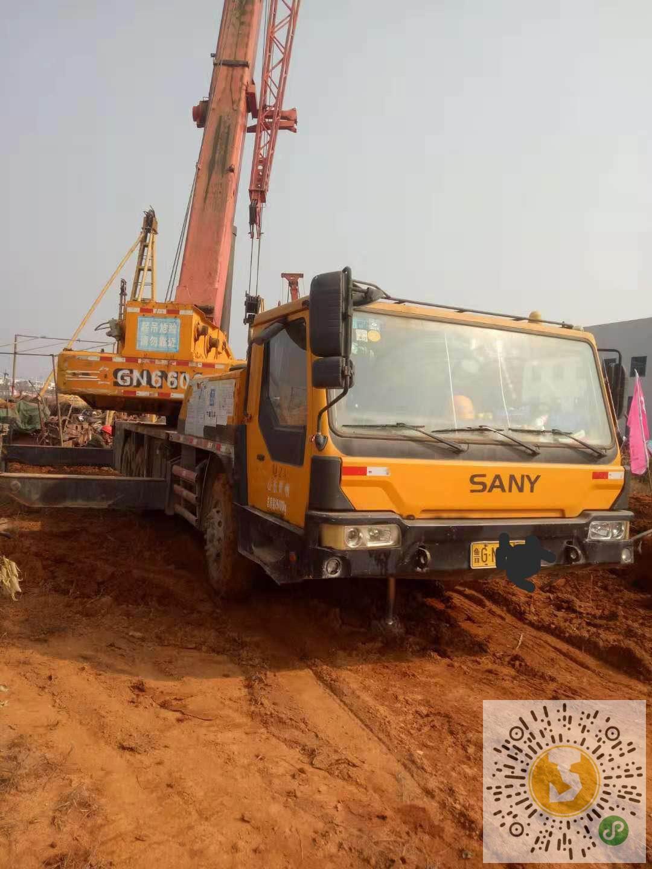 转让三一重工2009年25吨吊车