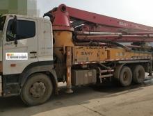 原北方极品车转让11年出厂三一日野37米E系列泵车(大排量)