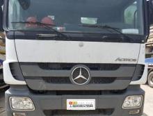 出售2012年出厂中联奔驰49米泵车(六节臂大排量)