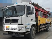 出售16年4月出厂东风鑫达5节臂37米泵车