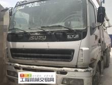 精品出售11年出厂中联五十铃47米泵车(专业人士已验车)