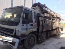 一口价出售11年12月出厂12年3月上牌中联五十铃46米泵车