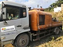 裸车出售13年中联东风10018车载泵