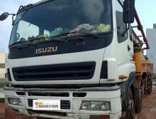 出售2011年出厂徐工五十铃46米泵车