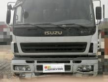 裸車出售2010年出廠三一五十鈴46米泵車(大排量)